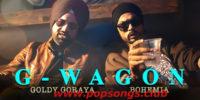 G Wagon Song – Goldy Goraya Feat Bohemia