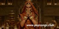Ghoomar Song – Padmavati – Deepika Padukone