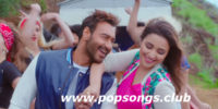 Maine Tujhko Dekha Song Lyrics – Golmaal Again